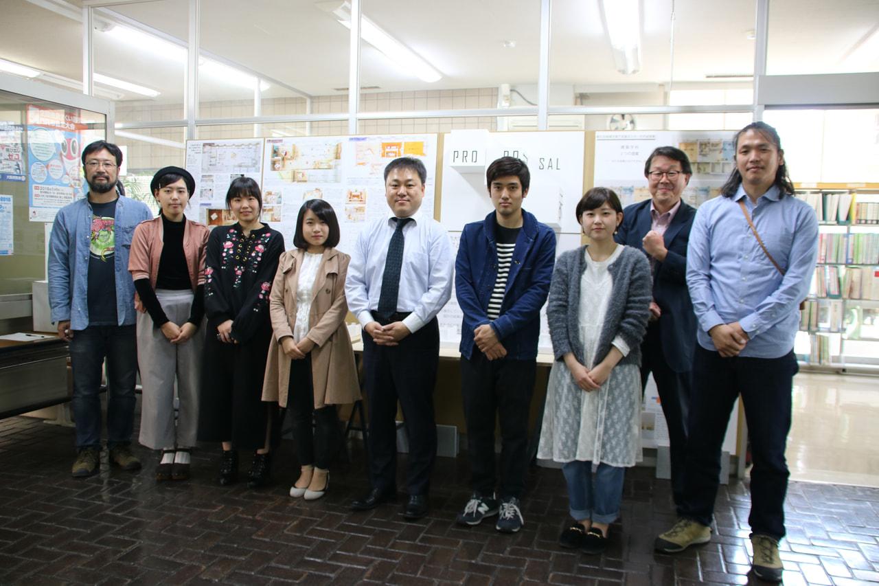 大阪府門真市の新たな地域子育て支援センターの内装提案