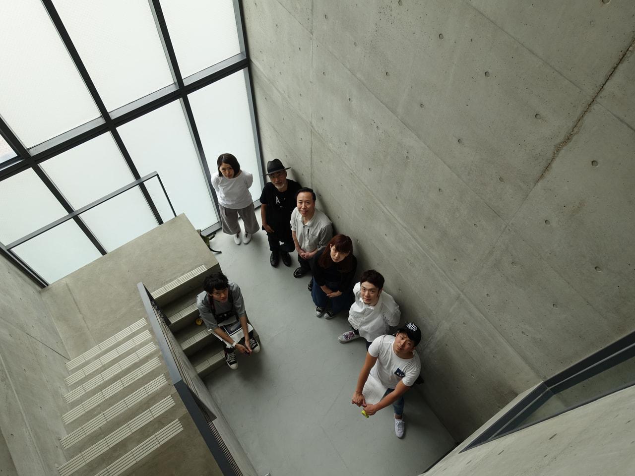 日本橋の家 見学