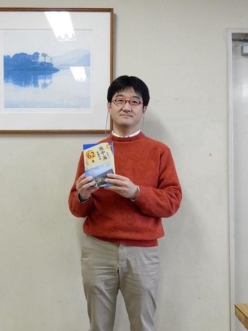 加嶋先生が執筆された【地中海を旅する62章】が出版されました